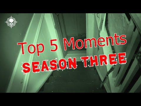 Top 5 Paranormal Videos! Season 3 Dead Explorer