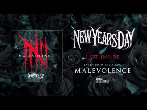 New Years Day - Left Inside (Official Audio)