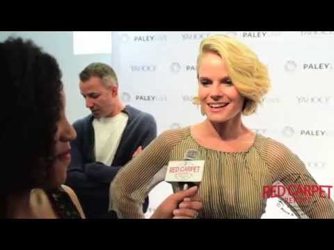 Joelle Carter at the Paley Center's Evening with FX's 'Justified' Event JustifiedFX