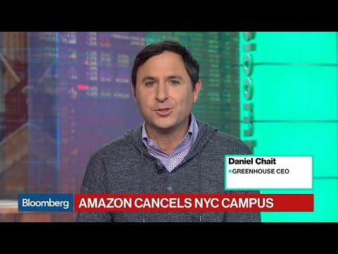 Greenhouse CEO Hopes Amazons HQ2 Decision Isnt the Start of a Trend