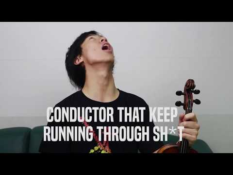 How not to be a Conductor.