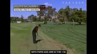 Tiger Woods 2004 Matchplay
