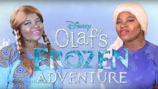 When We're Together - Sierra Nelson Cover | Olafs Frozen Adventure