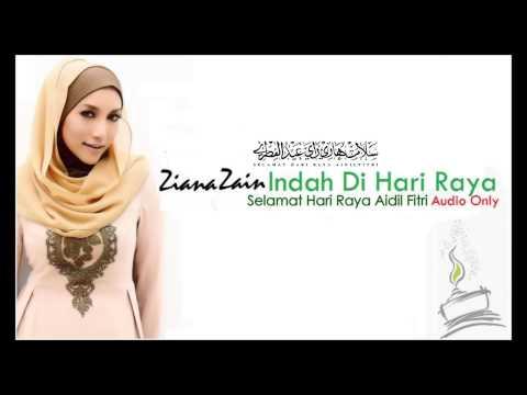 """ziana-zain-""""-indah-di-hari-raya-""""-(audio-only)"""