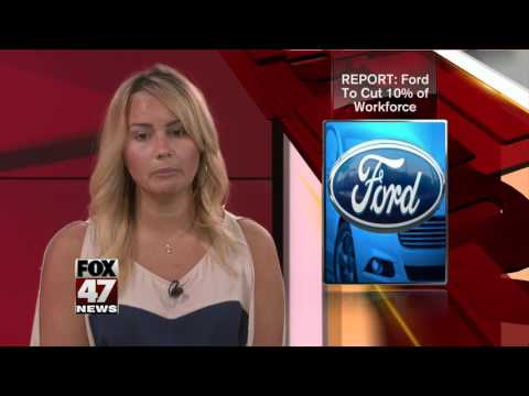 Report: Ford plans job cuts to boost profits