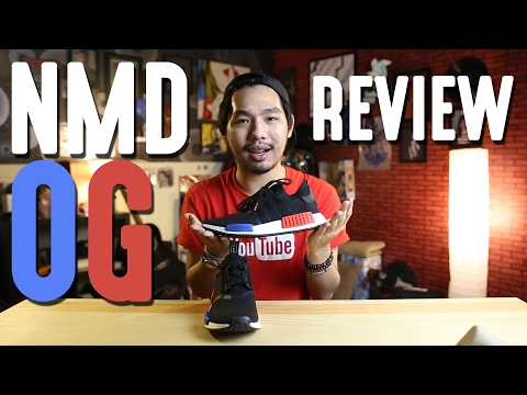 NMD OG Review + On Feet! (Bahasa Indonesia)
