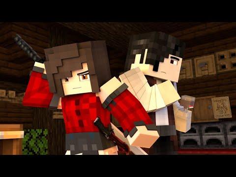 "Download ""Nightmares"" - A Minecraft Music Video ♪"
