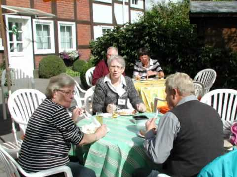 Uitwisseling met Rheda-Wiedenbruck 17-09-2011