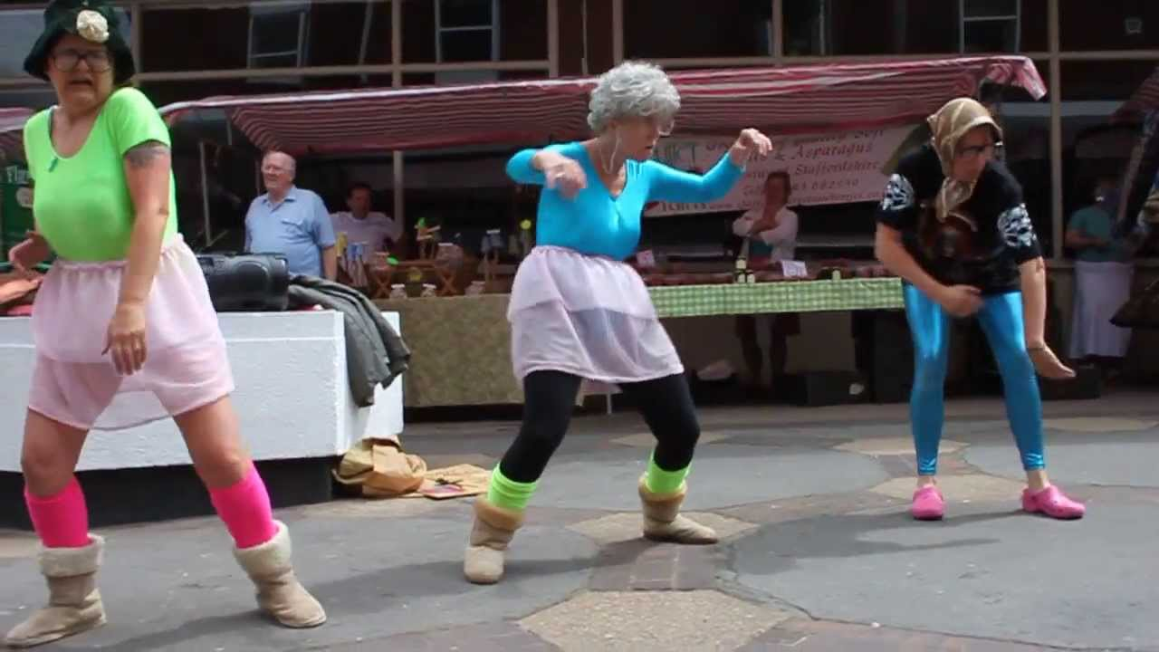 Image result for older ladies dancing