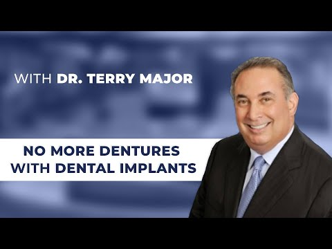 Dental Implants with Chattanooga, TN Dentist Terry Major, DDS