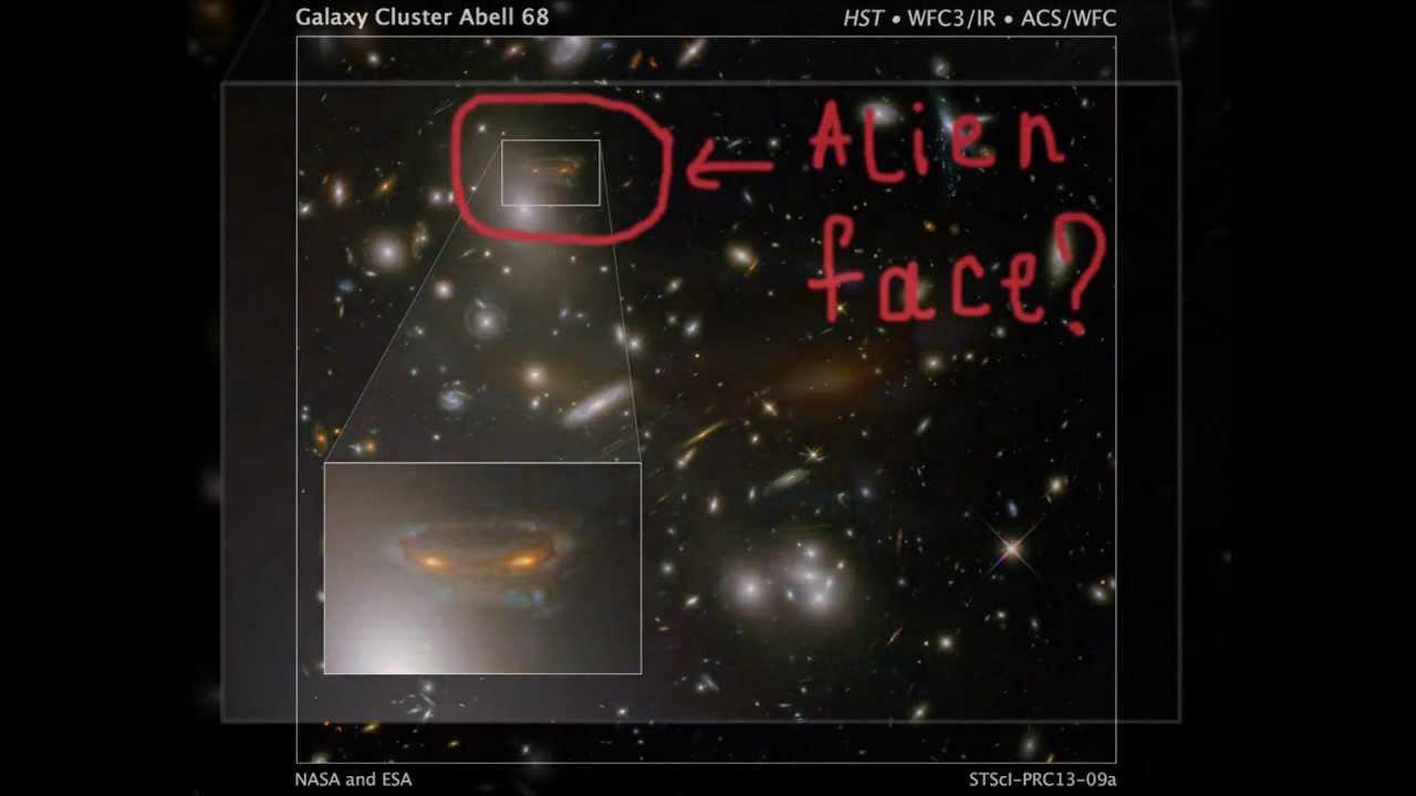 Image Gallery hubble alien spaceship