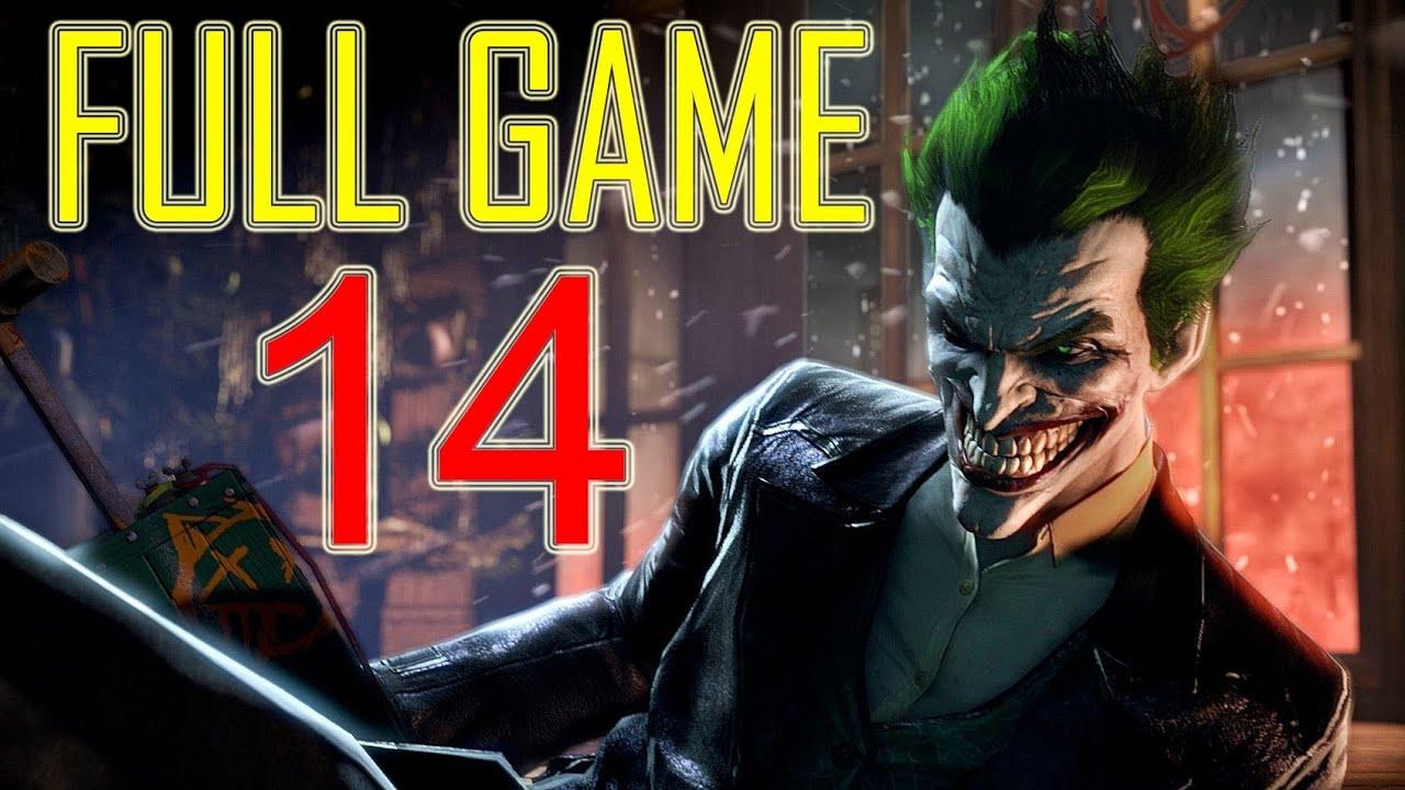 Batman Arkham Origins Walkthrough Part 14 let's play ...