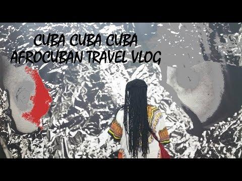 CUBA TRAVEL VLOG| VEGAN CULTURE HISTORY