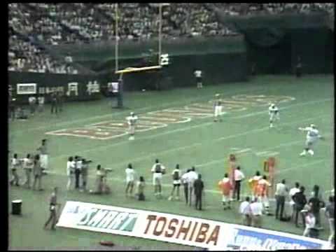 Denver vs Seattle 1990