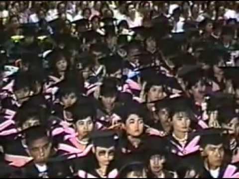 University of Yangon, Myanmar(80th Anniversary  Graduation Ceremony on 16-12-1995)