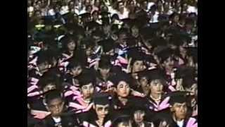 University of Yangon, Myanmar(80th Anniversary  Graduation Ceremony on 16-12-1995)