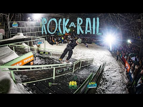 Rock A Rail 2015 | SNOWBOARD Postland Theory | Official Reca