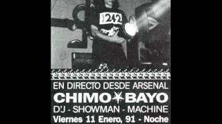 152/ ARSENAL [1991] Chimo Bayo