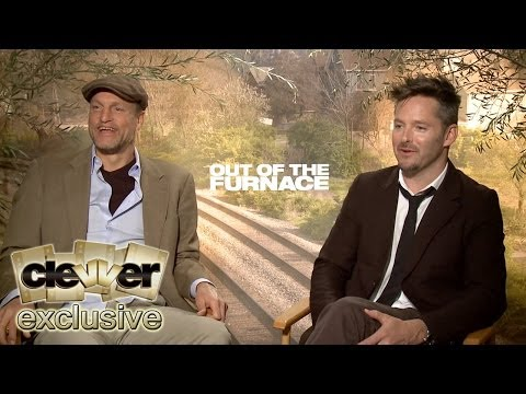 Woody Harrelson & Director Scott Cooper Talk OUT OF THE FURNACE