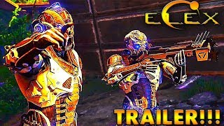 ELEX Factions Gameplay Trailer (New Open World RPG Game) 2017