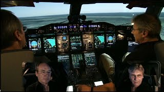 Airbus A380 SIMULATOR - Bird Strike/ Engine fire on Takeoff (ENG sub) thumbnail