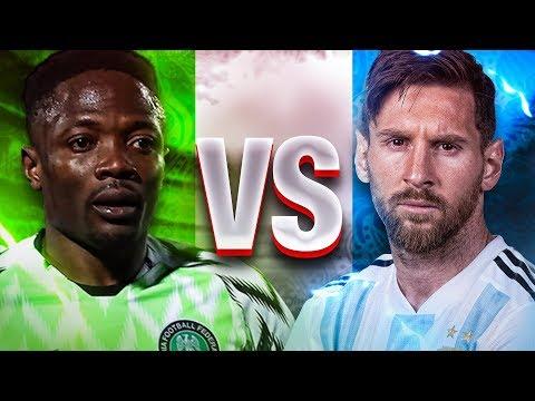 NIGERIA 🇳🇬 VS ARGENTINE 🇦🇷 : QUI VA SE QUALIFIER ?
