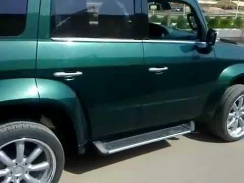 سيارة غزال1 أول سيارة سعودية الصنع Youtube