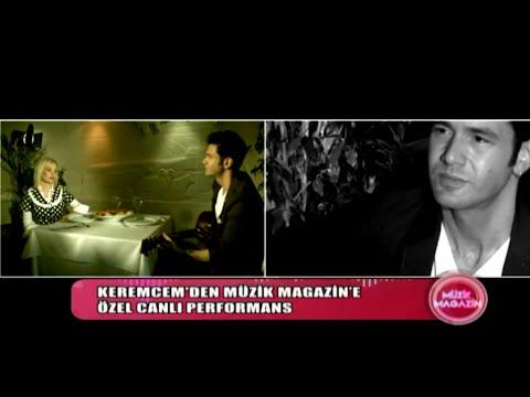 Keremcem - Kadife Kelepçe (Aşk Oyunu) Müzik Magazin TRT Müzik