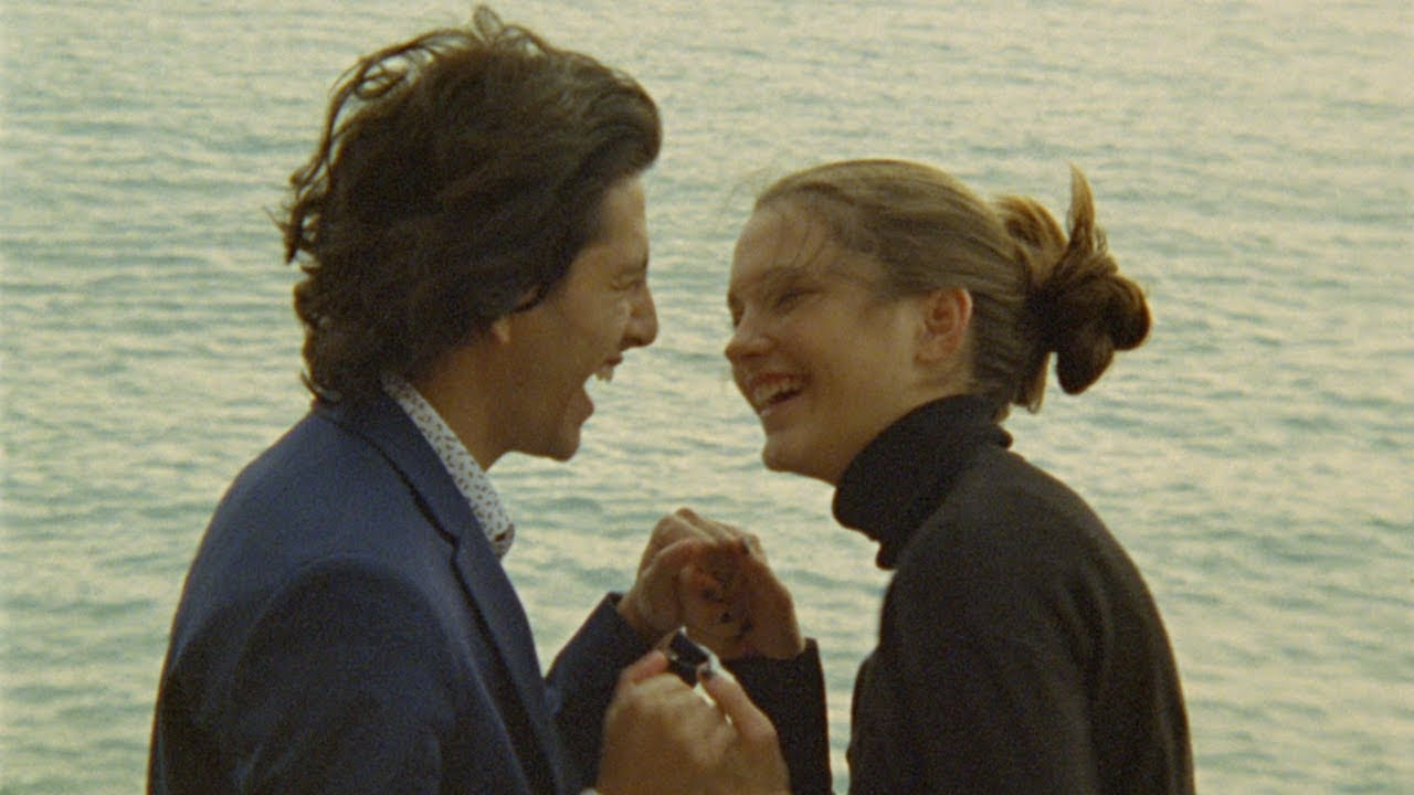 Tenderness with Julian DeGuzman / Dance Shot on Film (16mm + 8mm)