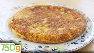 Recette de la Tortilla - 750 Grammes