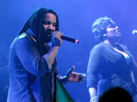 Stephen Marley - Now I Know - live at LMB Prague 2012