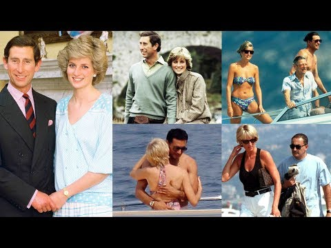 Men Princess Diana Has Dated