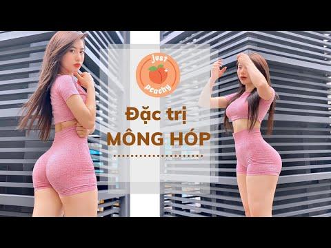 5 PHÚT BÀI TẬP ĐẶC TRỊ MÔNG HÓP | DÁNG MÔNG CHUẨN ĐẸP || Trang Le Fitness