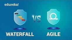Agile vs Waterfall | Which Software Development Approach Would You Choose? | Edureka