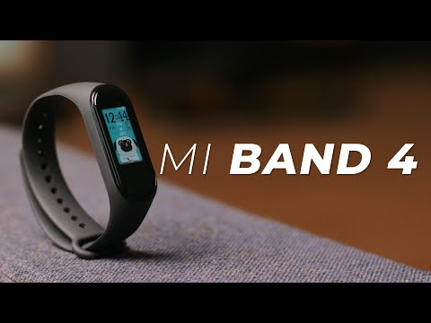 Mi Band 4: Ready to Take on Honor Band 5?