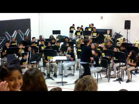 Bussey Middle School Spring Concert