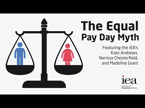 The Equal Pay Day Myth