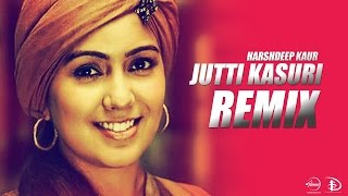 Harshdeep Kaur | Jutti Kasuri Remix Song | Speed Records