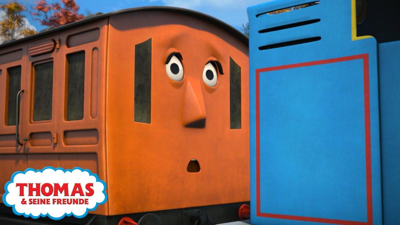 Thomas & seine Freunde Deutsch   Der langsame Stephen   Cartoons für Kinder