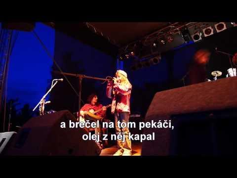 Jana Kepková - písnička Buřtíček ( The sausage )