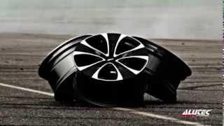 Литые диски Alutec Drift Fight(Видеоролик от именитого немецкого производителя литых дисков, компании Alutec. Экстремальная борьба дрифтующ..., 2013-09-07T18:24:03.000Z)