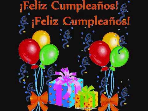 Happy Birthday Feliz Cumpleanos Bilingual 4 Boy Youtube Youtube
