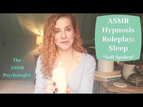 ASMR Sleep Hypnosis *REAL HYPNOTHERAPIST* - Soft Spoken British Accent