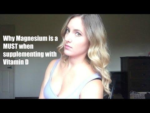 Magnesium Deficiency - My Symptoms