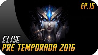 PRE TEMPORADA 2016 | ELISE | La Reina de la Jungla