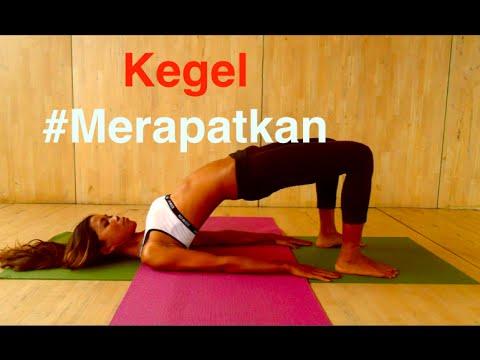 Gerakan Yoga Kegel untuk Mengencangkan Otot Seks Wanita
