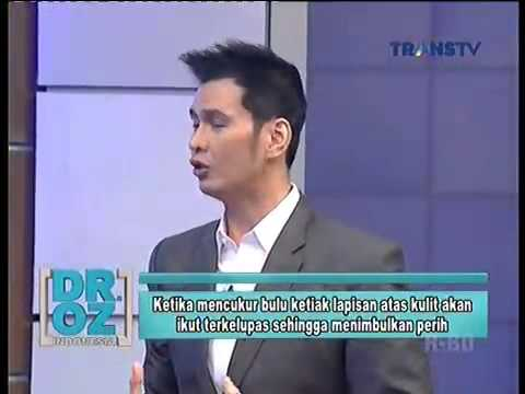 Dr OZ Indonesia, Efek Mencukur Bulu Ketiak 31 Oktober 2014