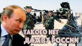 Даже у Россиинет такого вооружения, которое есть у Азербайджана