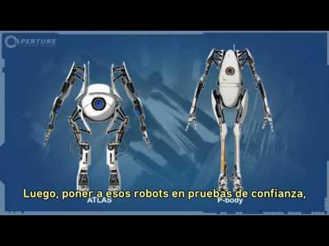 PORTAL 2 - Todos los Trailers (Español)