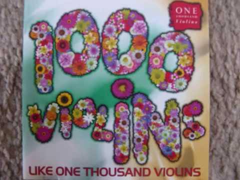 ONE THOUSAND VIOLINS  Halcyon Days 1985 Audio